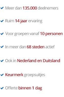 bedrijfsuitstap in Leuven